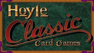 Hoyle Classic Cards Games gameplay (PC Game, 1993)