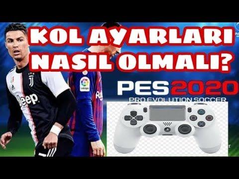 KOL - JOYSTICK AYARLARI | EFOOTBALL PES 2020 REHBER