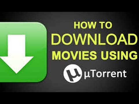 HOW TO DOWNLOAD MOVIES FROM U-TORRENT 2016