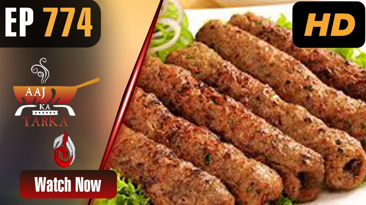 Arabian Kebab Recipe | Arabic Salad | Tahini Sauce | Aaj Ka Tarka Episode 774 | AJE | Chef Gulzar