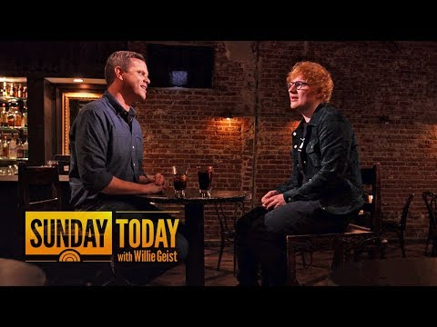 Download Youtube: How Ed Sheeran Stays Down-To-Earth As A Normal Guy | Sunday TODAY