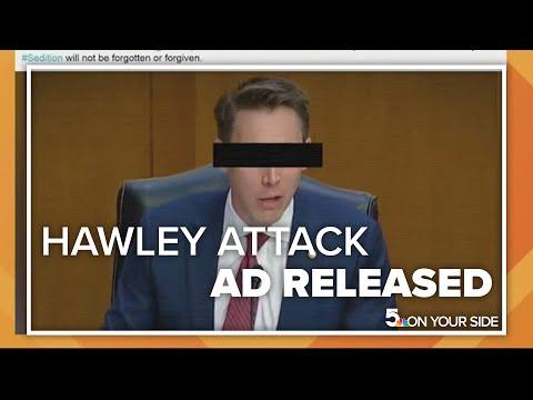 Lincoln Project releases attack ad on Sen. Josh Hawley