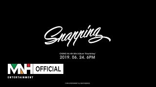 """청하(CHUNG HA) - """"Snapping""""  Teaser 1"""