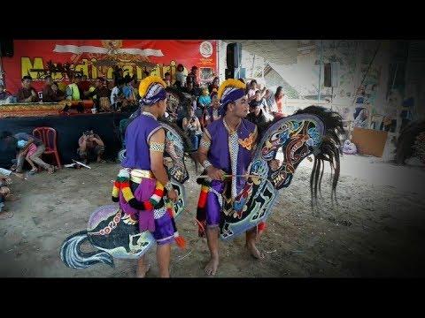 Jathilan Mardi Raharjo babak 2 di Goser *part 1