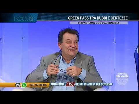 FOCUS GREEN PASS TRA DUBBI E CERTEZZE   14/10/2021...
