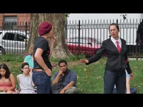 2016 FREE Shakespeare in the ParkS - Al'ukhraa: A Study in Othello, Manhattan Shakespeare Project