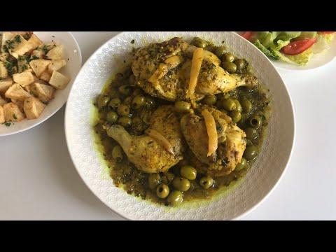 recette-poulet-aux-olives-et-citron-confit-/-recipe-chicken-olives-and-candied-lemon