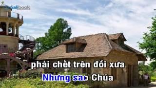 [Karaoke TVCHH] 278- TRONG TAY CHÚA - Salibook