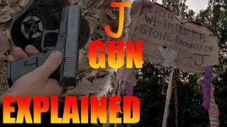 """EXPLAINED - The """"J"""" Gun - NEW INFO - The Walking Dead"""