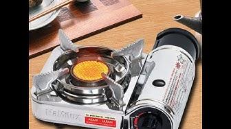 Bếp gas mini hồng ngoại Namilux NA-171as   Infrared mini gas stove