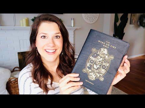 Word On Fire Bible || Bishop Barron || Catholic ~  The Gospels