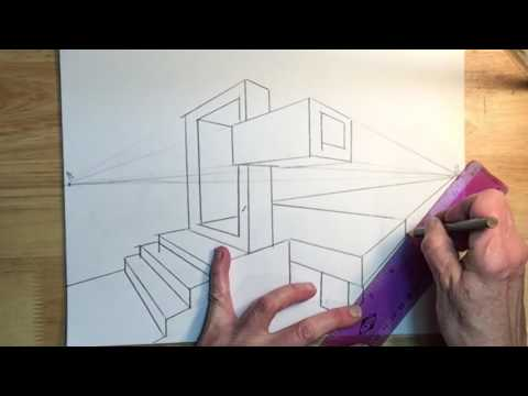 My Two Point Perspective Project