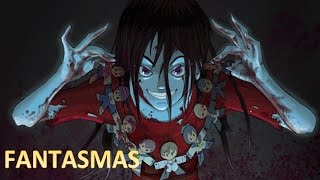 TOP 7 Animes de terror : FANTASMAS