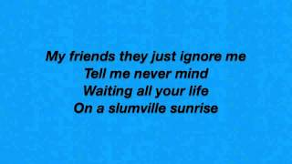 Jake Bugg - Slumville Sunrise Official Lyrics Video