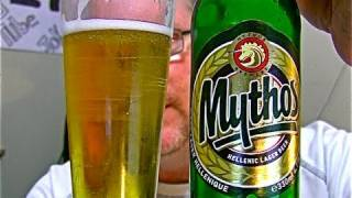 Mythos Hellenic Lager (Beer Review 48)