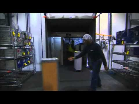Food Waste Management for Airport Catering off Plane