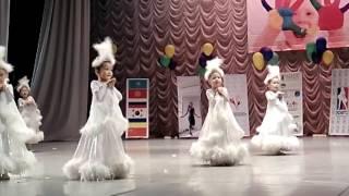 1 место Танец  Акку Алматы 4/6/17 Art Planet