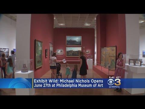 New Exhibit At Philadelphia Museum Of Art