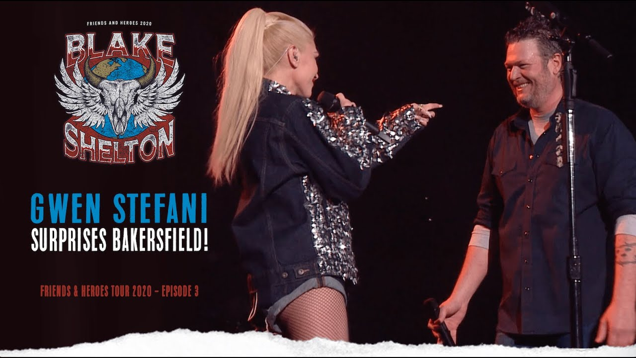 Gwen Stefani Surprises Bakersfield! Friends and Heroes Tour 2020 (Ep. 3)