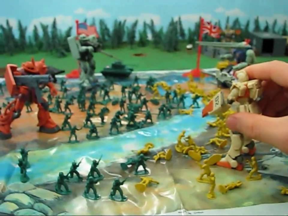 Army Toys Videos 67
