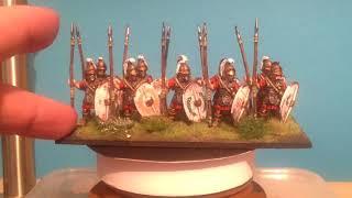 Carthaginian Rebasing Project For Hail Caesar