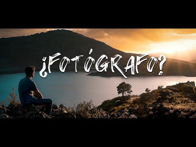 POR QUÉ QUIERES SER FOTÓGRAFO?