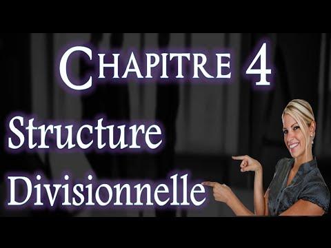 L'entreprise et Son Environnement Chapitre 4 : Structure Divisionnelle ( Darija )