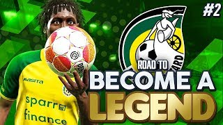 """ROAD TO BECOME A LEGEND! PES 2019 #2   """"HIT THE GROUND RUNNING..."""""""