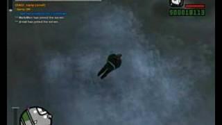 GTA SA:MP - The Guy Who Fell From The Moon