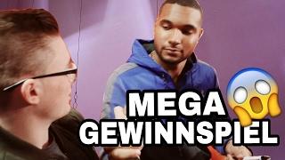 JONATHAN TAH GETROFFEN + MEGA GEWINNSPIEL!