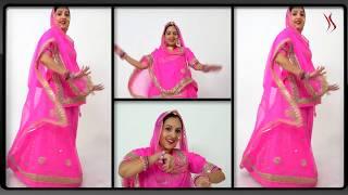 Rajasthani Song || Ghoomar Dance Cover by Aastha || Anupriya Lakhawat || Kapil Jangir