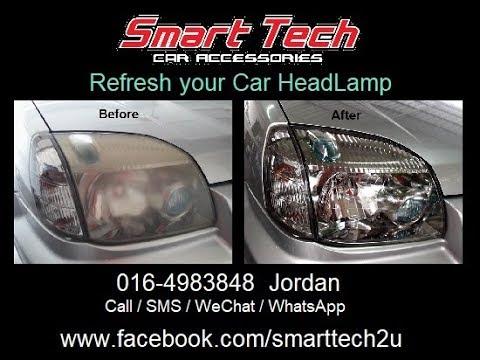 Nissan Xtrail HeadLamp Refresh