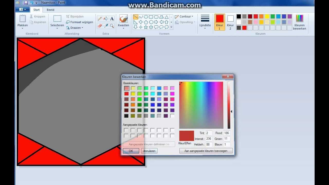 Hoe maak je een logo met paint gemakkelijk youtube - Hoe je een eigentijdse inrichting van ...