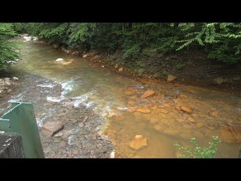 New Facility To Treat Acid Mine Drainage In The Cheat River Watershed (2017)