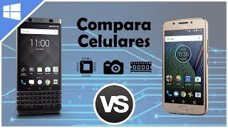 Como Comparar Celulares , Caracteristicas| Android vs IOS | Versus.com | 2017