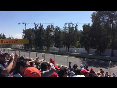 Mexico GP F1 2016 Grada 2A