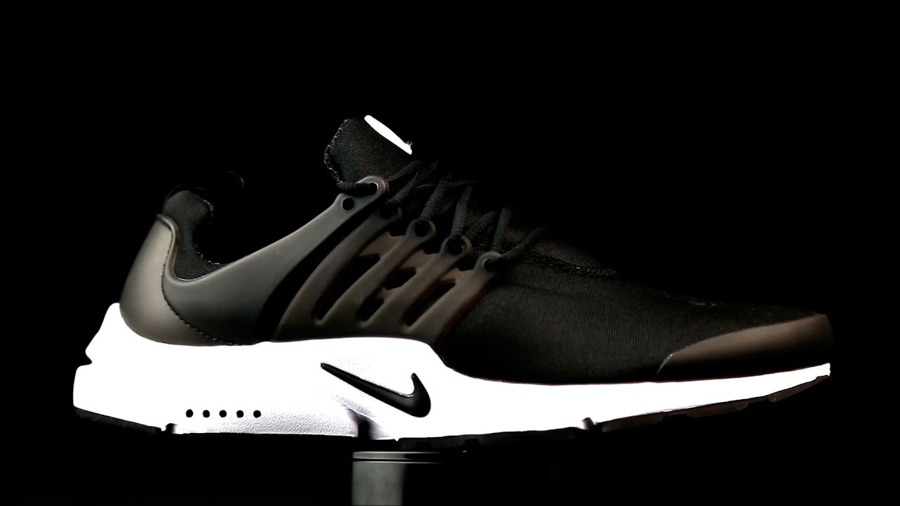 Nike Air Presto color negro. - YouTube 6809eef8c27