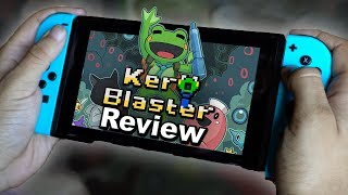 Kero Blaster REVIEW | Nintendo Switch, PS4, PC (Video Game Video Review)