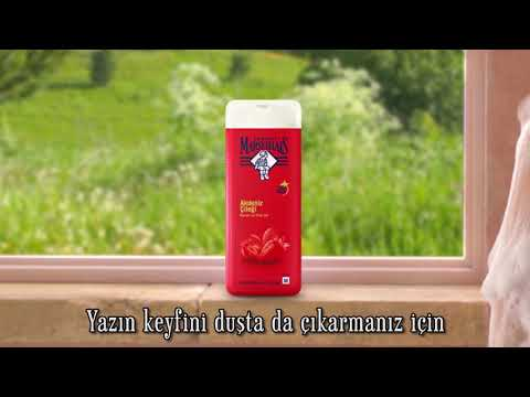 Le Petit Marseillais Akdeniz Çileği Duş Jeli