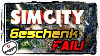 SIMCITY Geschenk FAIL [Loser Games für Loser Game] Standard Edition