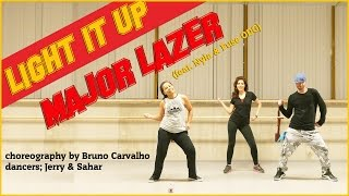 Major Lazer Light It Up Feat. Nyla & Fuse Odg