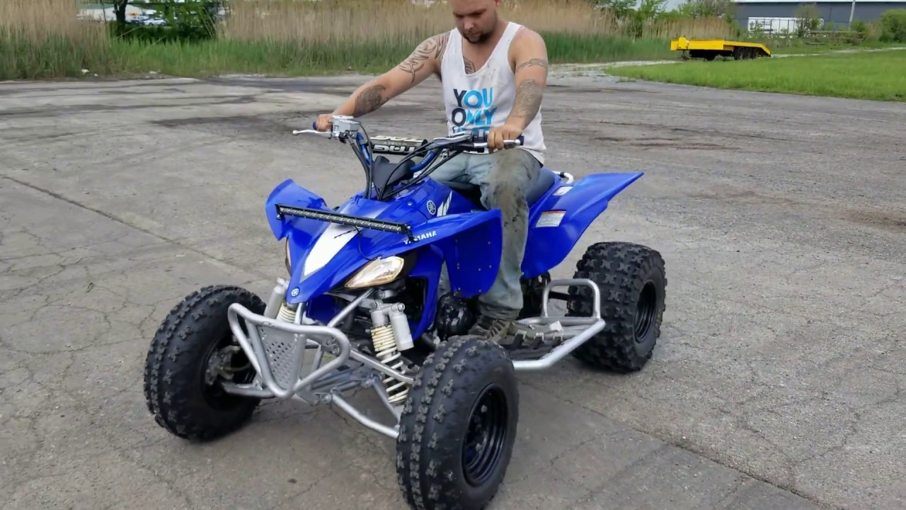 2005 yamaha yfz 450 atv four wheeler for sale from youtube. Black Bedroom Furniture Sets. Home Design Ideas