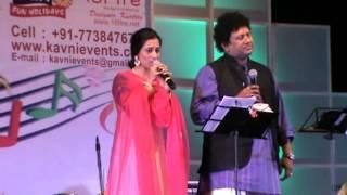 Kya Dekhate Ho live performance by Dravita Choksi & Shrikan Narayan