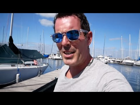 vlog # 4: A new anchor and pre departure checks