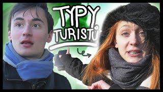 10 typů turistů | Lukefry
