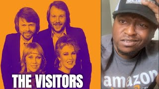HIP HOP Fan REACTS To ABBA - The Visitors *ABBA REACTION VIDEO*
