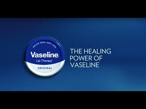 Vaseline Lip Therapy Tins Prove Their Healing Power