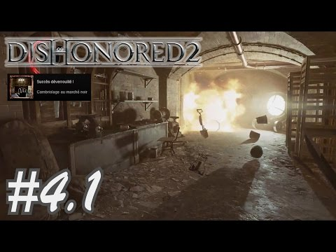 Dishonored 2 - Le Manoir Mécanique: Quartier Basse Aventura - Walkthrough 4.1 - Pacifique