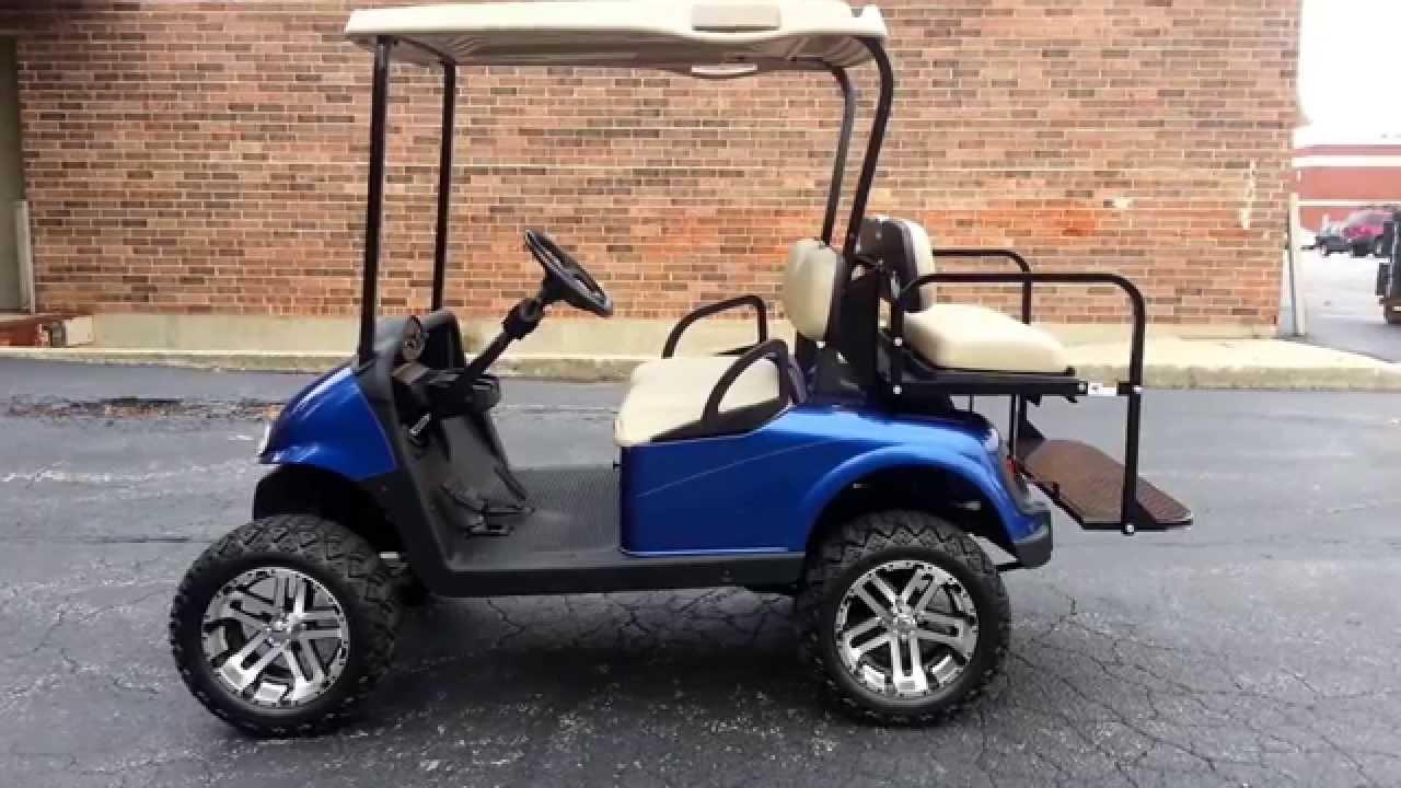 Inch Lift Kit For Yamaha Golf Cart