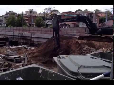 2101 excavation